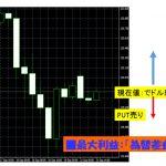 FXオプション売買:外れても損失を無くす【フルヘッジ戦略】 0921