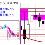 ■本日の重要目標値レベル: ドル円 1008