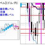 ■本日の重要目標値レベル: ドル円   1221