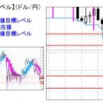 ■本日の重要目標値レベル: ドル円  0105