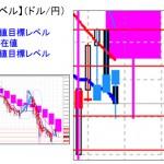 ■本日の重要目標値レベル: ドル円 (ファンド筋のポジション) 0301